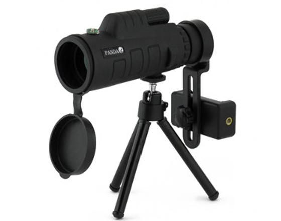 Монокуляр PANDA 35X52 с комплектом для фотосъемки