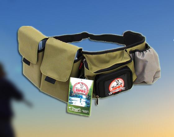 Рыболовная сумка Rapala Hip Pack
