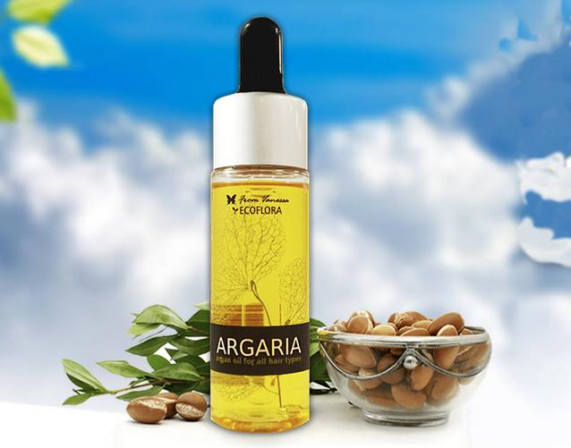 Argaria - аргановое масло для волос (ОДК и ВК)