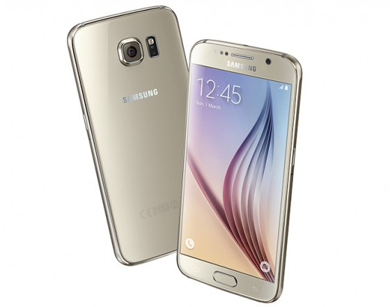 Samsung Galaxy s6 за 5990