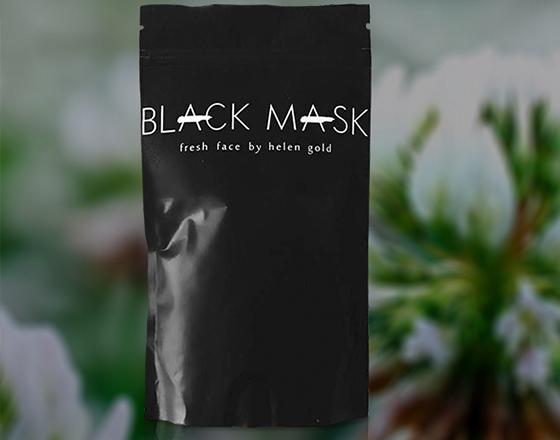 Black Mask - маска от черных точек